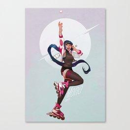 Mono! Canvas Print
