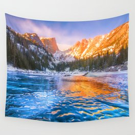 Dream Lake Wall Tapestry