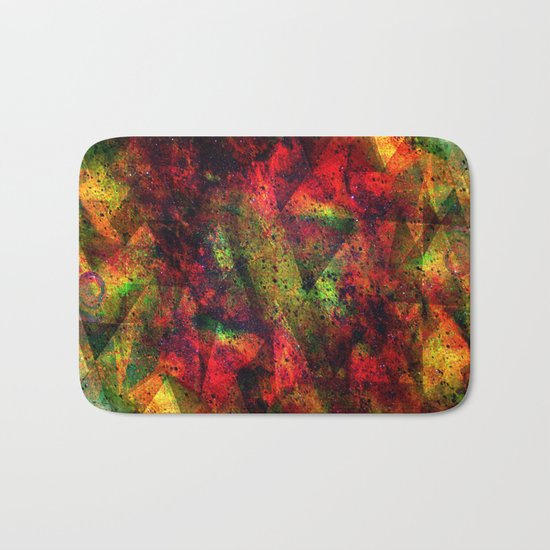 BURN Bath Mat
