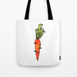 Fresh carrot Tote Bag