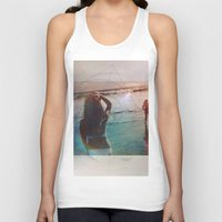 explore Tank Tops featuring Explore by Trickyricky901