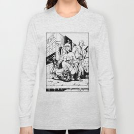 Ghost in the Shell: Section 9 Long Sleeve T-shirt