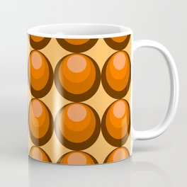 Concentric pattern Coffee Mug