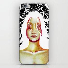 Hybrid Daughters II iPhone Skin