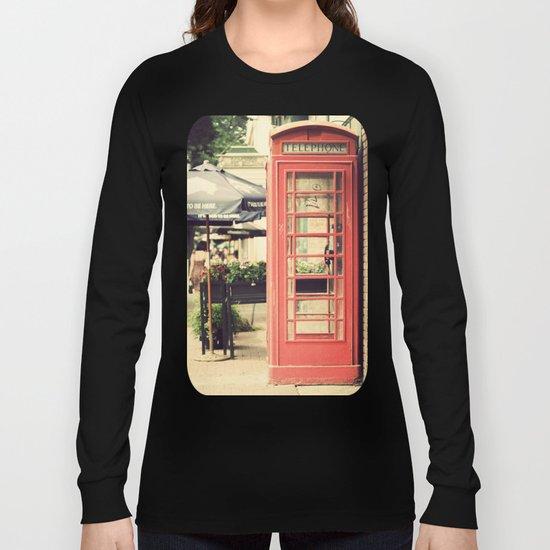 London calling ... Long Sleeve T-shirt