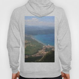 Akyaka and The Bay Of Gokova Photograph Hoody