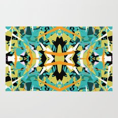 Abstract Symmetry Rug