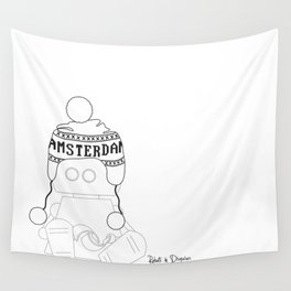 Robots in Disguises Wall Tapestry