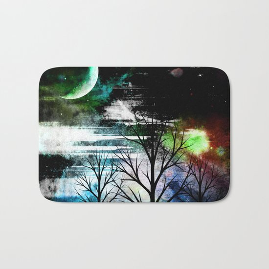 Dream with me  Bath Mat