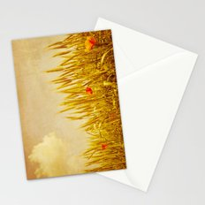 Cornfield in July Stationery Cards