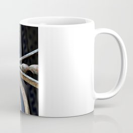 Iron at the Crypt Coffee Mug