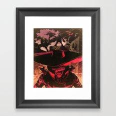 King of Rats Framed Art Print
