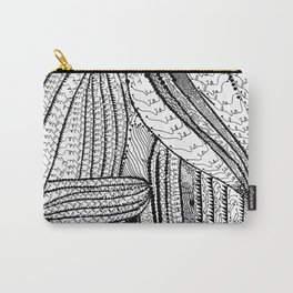 Cells by Yayoi kusam Carry-All Pouch