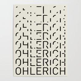 Ohlerich Speicher Transformation Poster