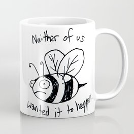 Anxiety Bee Coffee Mug