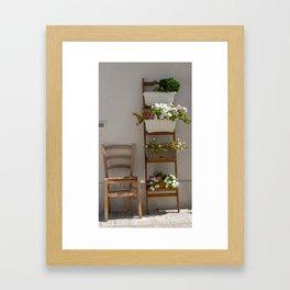 Shot in San Vito lo Capo - Sicily Framed Art Print