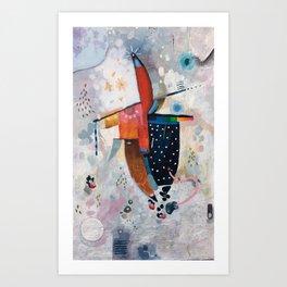 Foxtail Art Print
