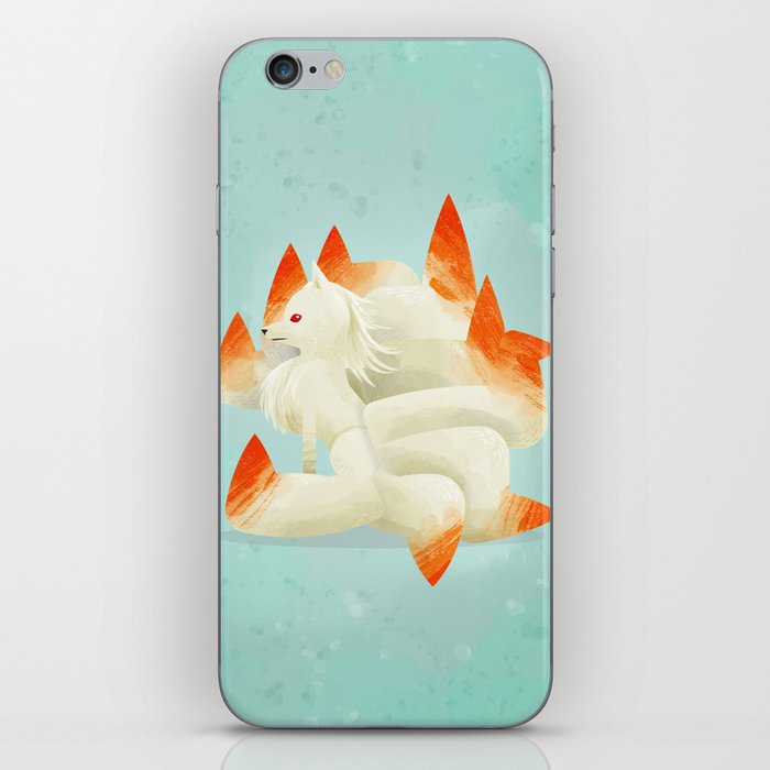 038 Ninetales iPhone Skin