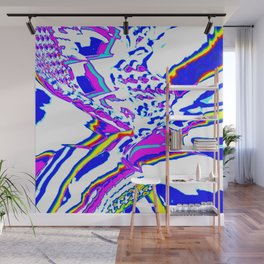 Avalanche of Colors Wall Mural