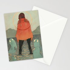 Spirits of the Lake Stationery Cards