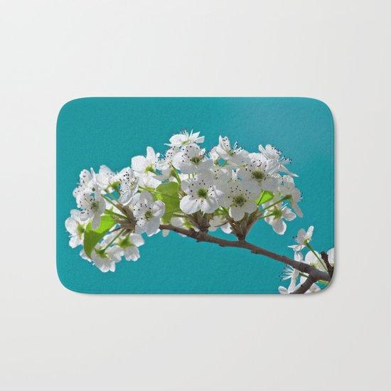Spring Blossoms - IIIa Bath Mat