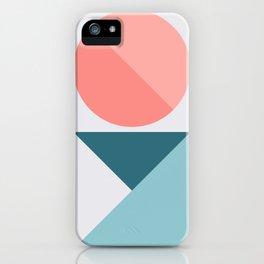 Geometric Form No.1 iPhone Case