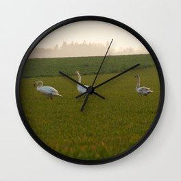 L'alerte. Wall Clock