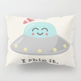 i ship it. Pillow Sham