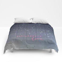 Karisfornia Love Comforters