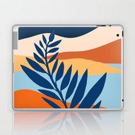Moon + Night Bloomer / Mountain Landscape Laptop & iPad Skin