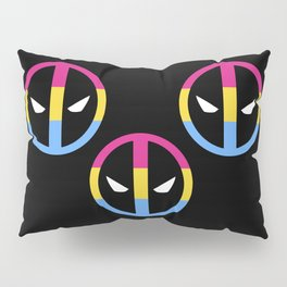 Deadpan Pillow Sham