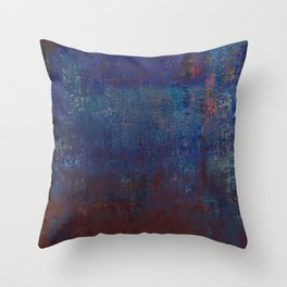 Isaz - Runes Series Throw Pillow