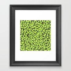 Visual English I Framed Art Print