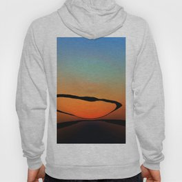 Colorful Bright Modern Art - Eternal Light 2 - Sharon Cummings Hoody