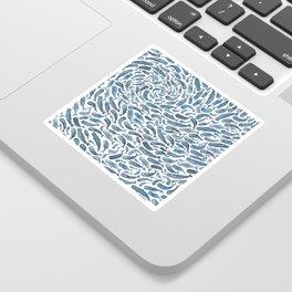 Whale, Sperm Whale Sticker