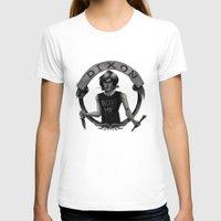 daryl dixon T-shirts featuring Daryl Dixon by Blanca Limón