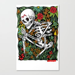 Catrin Canvas Print