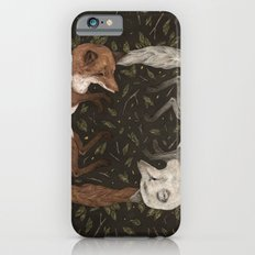 Foxes iPhone 6s Slim Case