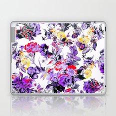 FRACTAL FLORA II Laptop & iPad Skin