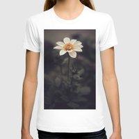 italian T-shirts featuring Italian Flower by India Pocock