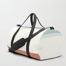 Modern art painting, geometric modernism, abstract canvas for home decoration, living room wall art Duffle Bag