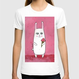 Ice-cream bunny T-shirt