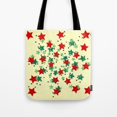 5 Colors Composition (#2) Tote Bag