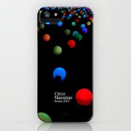lights - Circo Massimo - Notte Bianca iPhone Case