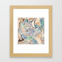 Mermaid 2 Framed Art Print