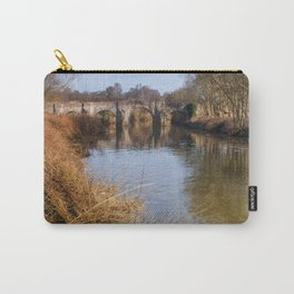 Medway at Teston Carry-All Pouch