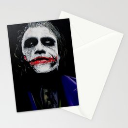 "The Joker ""Heath Ledger"" Stationery Cards"