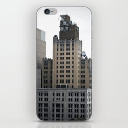 City Scape iPhone Skin