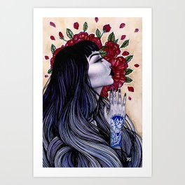 Helaine Rose Art Print