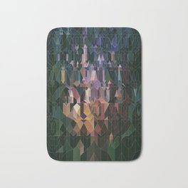 Castles in Hyperspace Bath Mat